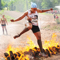 warriordash fire 200x200 Finding My Inner Warrior While Dashing Through the Mud