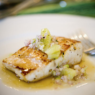Grilled Mahi Mahi With Avocado-Chile Salsa - Healthy Seafood Recipes ...