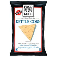 kettle corn tortilla