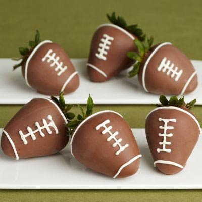strawberry-choc-footballs