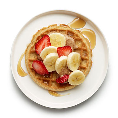 Power Waffle - Healthy Recipe Makeovers - Health.com