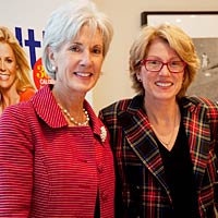 kathleen sebelius 200x200 Health Chats with HHS Secretary Kathleen Sebelius