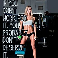 Fitness Motivation Women Abs abs-belly