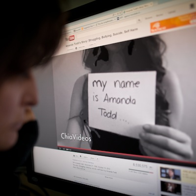 Amanda Todd Pictures Leaked