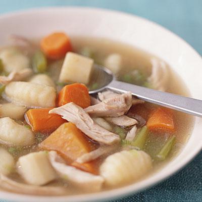 eat-chicken-soup-sick