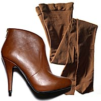 style booties 200x200 Style Coach: How to Wear Low Boots with Skirts