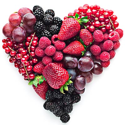 6 Healthiest Berries for Women's Hearts