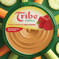 best tribe hummus 200x200 Food Friday: 5 Types of Red Bell Pepper Hummus