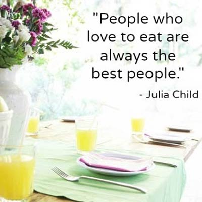 julia child instagram 400x400 Top 5 Instagram Photos of the Week
