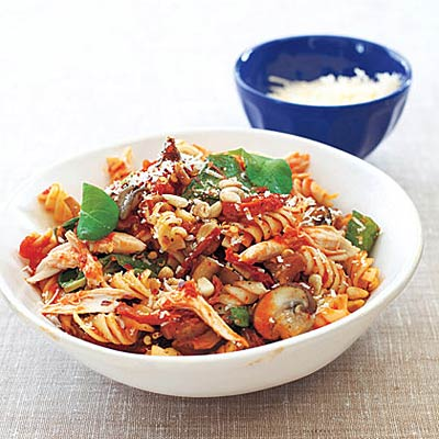 Fusilli Michelangelo with Roasted Chicken - Easy Recipes That Use ...