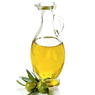 Facial olive oil fantasy))))
