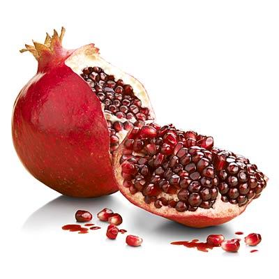 pomegranate-facial