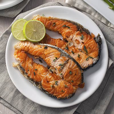 Fatty fish - 14 Inflammation-Fighting Foods