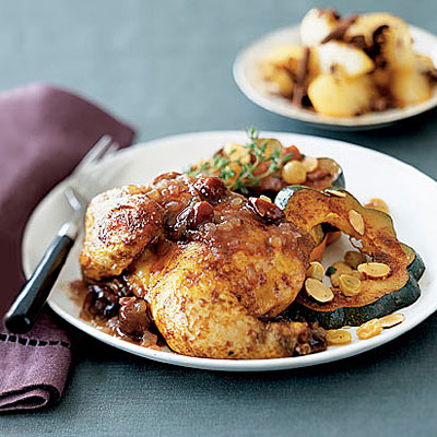 Cornish Hens With Port-Cherry Sauce - 20 Cherry Recipes For Every Meal ...