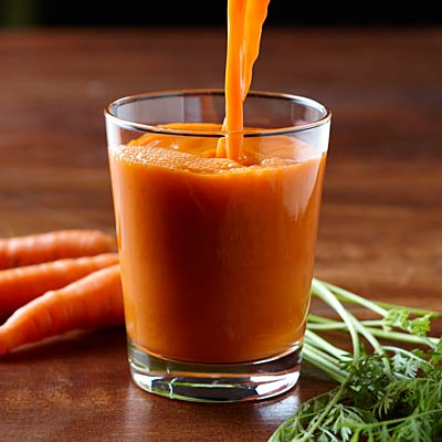 potassium-carrot-juice