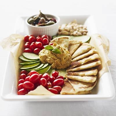 hummus-tray