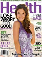Health Magazine March, 2009
