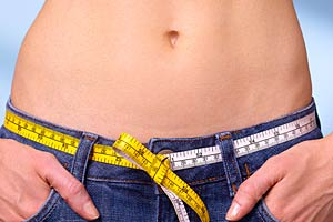 How much weight can u lose in a month and a half