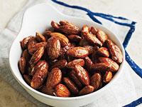honey-glazed-almonds