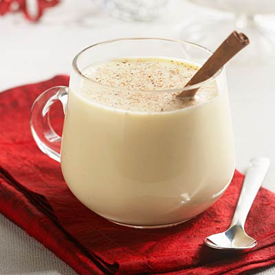 Eggnog - Burn Off Holiday Food - Health.com
