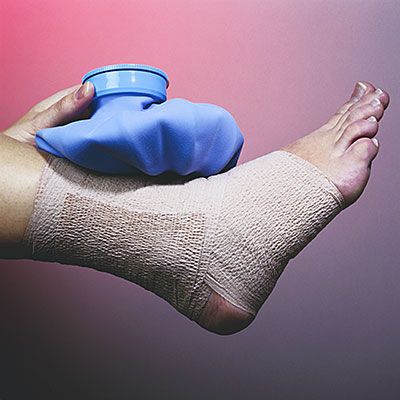 You tripped and rolled your ankle - How to Treat Common ...