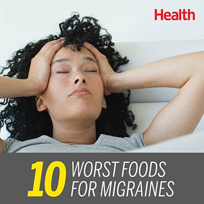 diet migrain opener