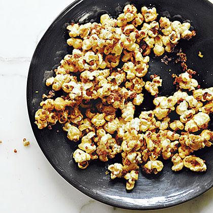 Maple and Bacon Popcorn Recipe - Health.com