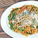 pasta-spinach