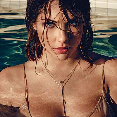 ashley-benson-water