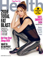 Health Magazine January, 2016