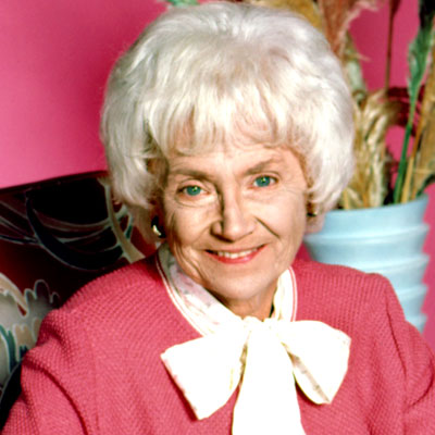 estelle getty young pictures.