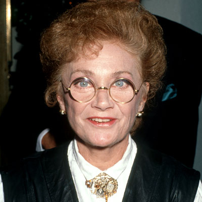 Estelle Getty - Transformation - Beauty