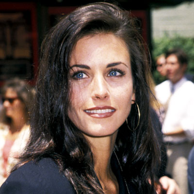 Courtney Cox - Transformation - Beauty