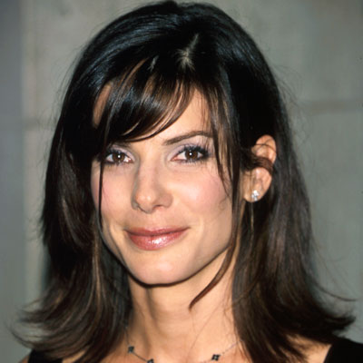 Sandra Bullock - Transformation