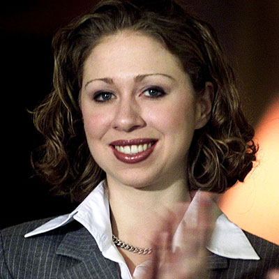 Transformation - Chelsea Clinton - Beauty