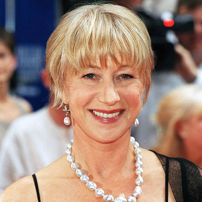 Helen Mirren - Transformation - Beauty