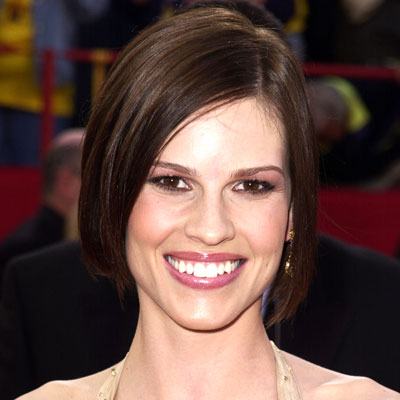 Hilary Swank - Transformation - Beauty