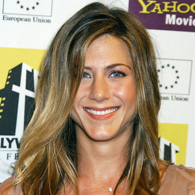 Jennifer Aniston - Transformation