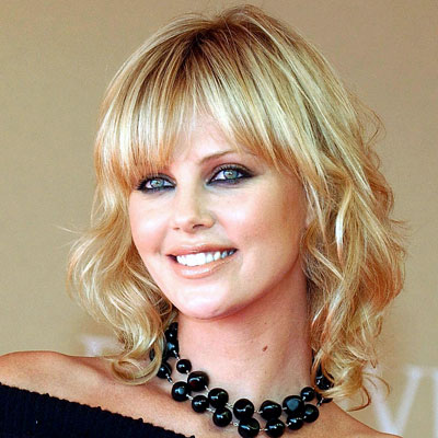 Charlize Theron - Transformation - Beauty