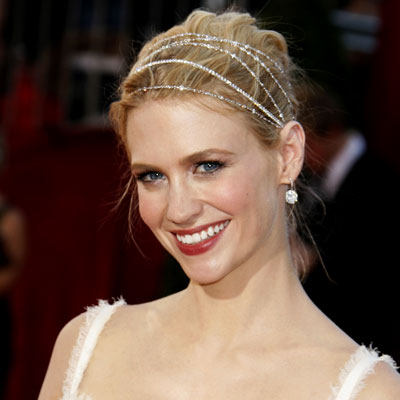 January Jones - Transformation - Beauty