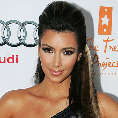Kim Kardashian - Transformation - Beauty - Celebrity Before and After