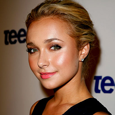 hayden panettiere hair color. Hayden Panettiere, skin, tan,