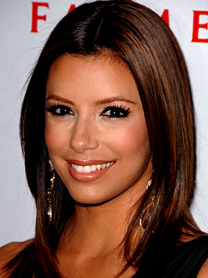 Eva Longoria, Daily Beauty Flash, Hair, Beauty, Makeup