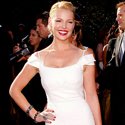 Katherine Heigl, Zac Posen, Emmys, Ryan Ryan, Mary Norton, Grey's Anatomy