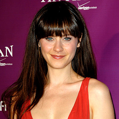 Zooey DeschanelZooey Deschanel Bangs Cut