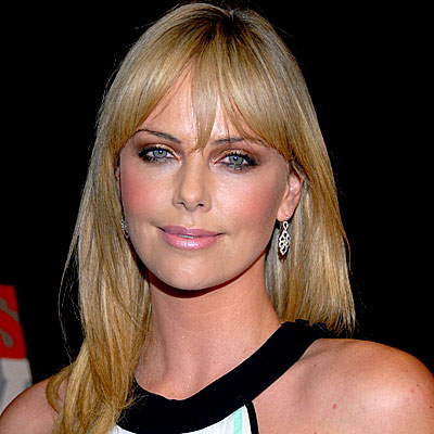 Charlize Theron - Star Hairstyles from A to L - Get Hollywood Hair - Hair - ...
