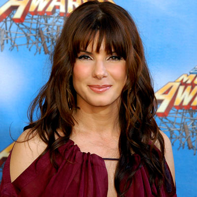 Sandra Bullock - Star Hairstyles from A to L - Get Hollywood Hair - Beauty -