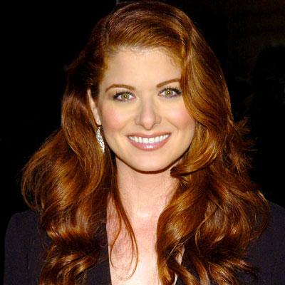 Celebrity hairstyles Debra Messing 2