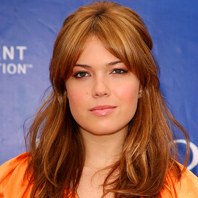 Labels: Mandy Moore Hairstyle