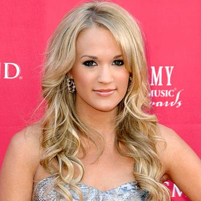 Strange Carrie Underwood Medium Hairstyles Short Hairstyles Gunalazisus
